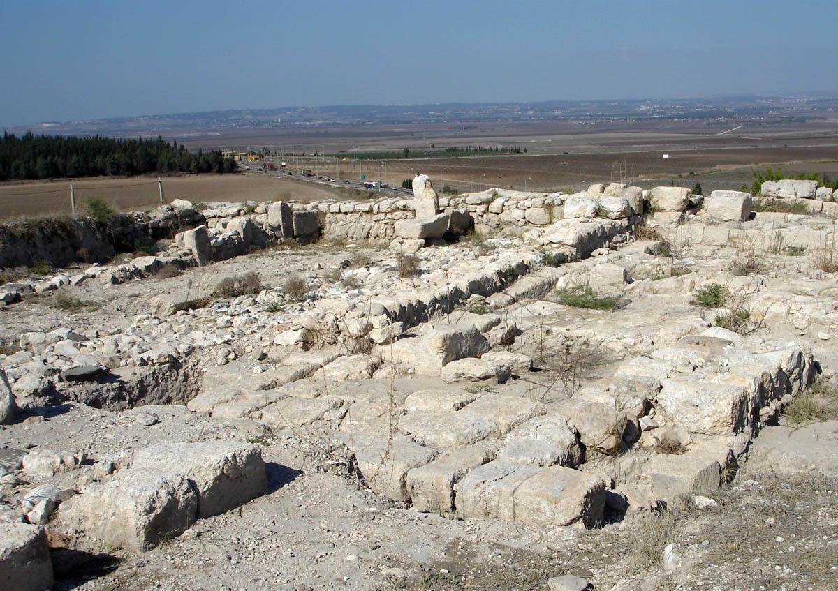 долина Армагеддон, Израиль