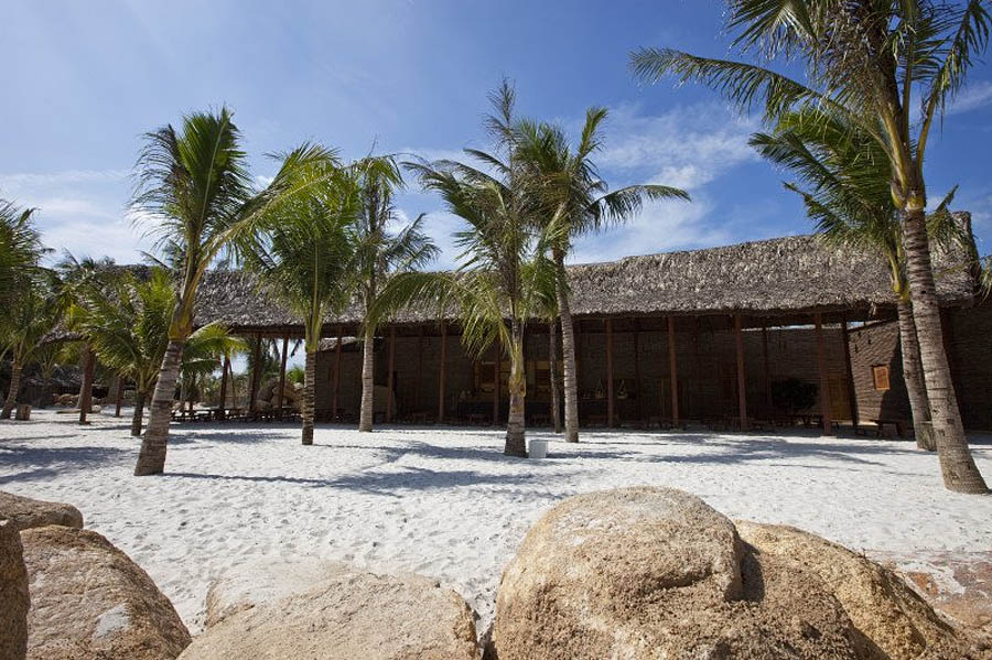 эко-курорт I-Resort, Нячанг, Вьетнам
