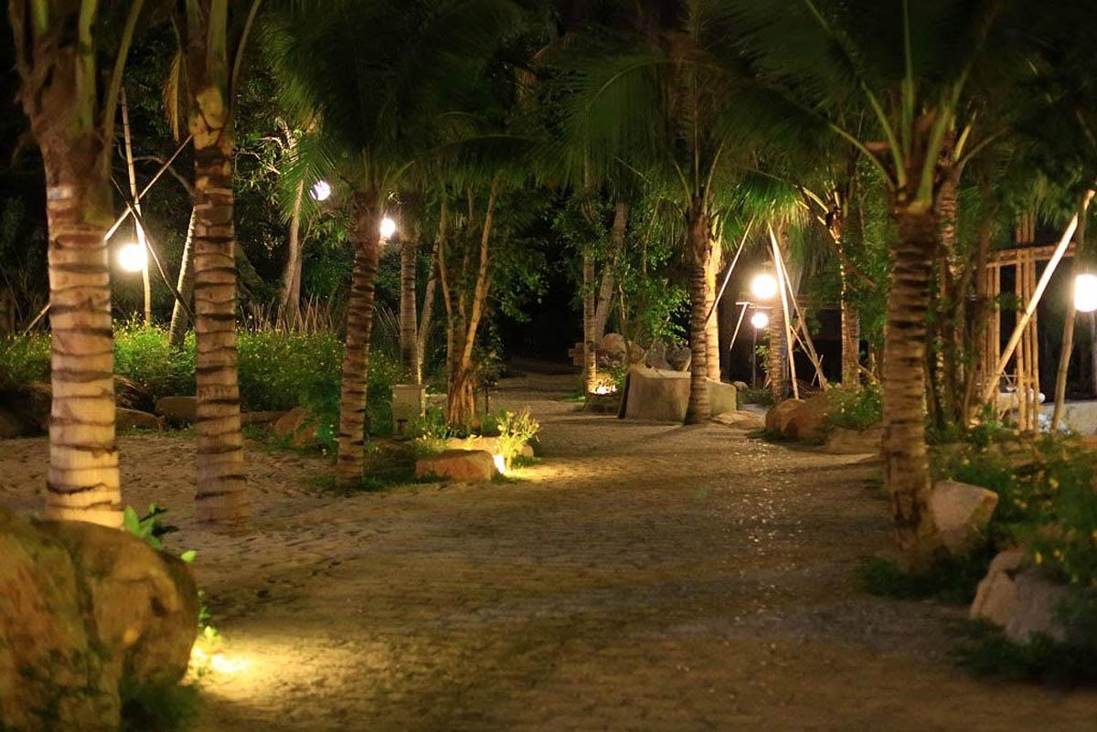 эко-курорт I-Resort в Нячанге