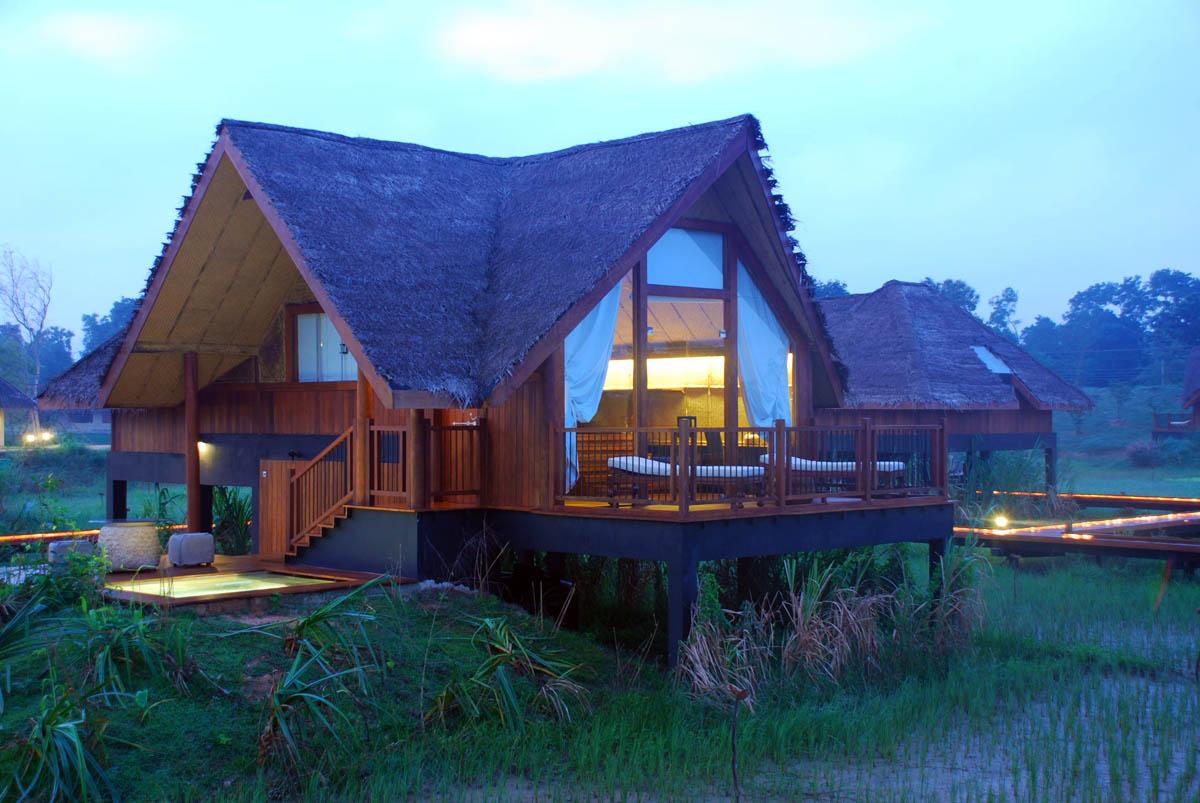 эко-курорт Jetwing, Шри-Ланка