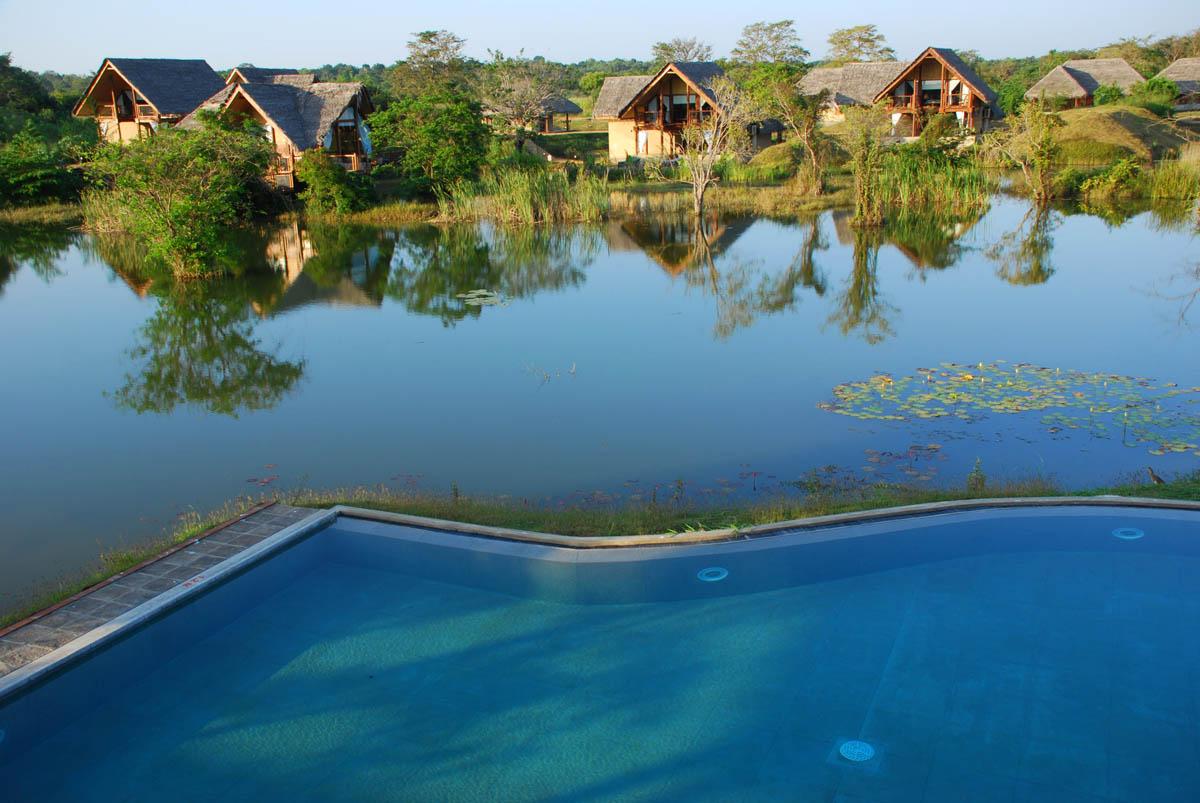 эко-курорт Jetwing Vil Uyana