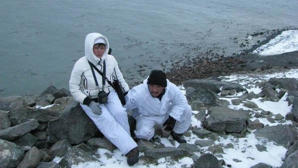 экспедиция на Чукотке