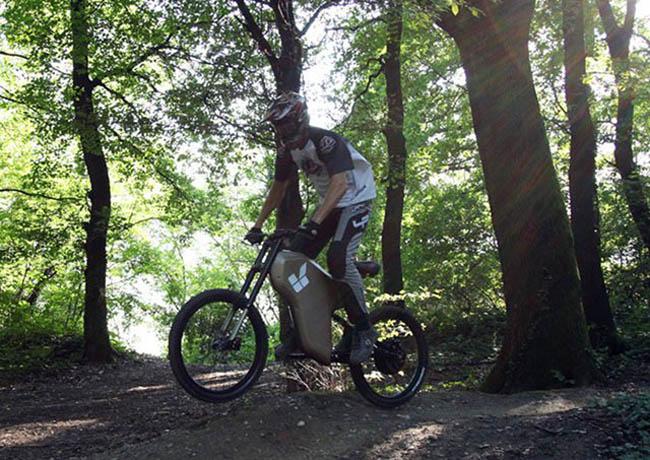 электровеломотоцикл Greyp