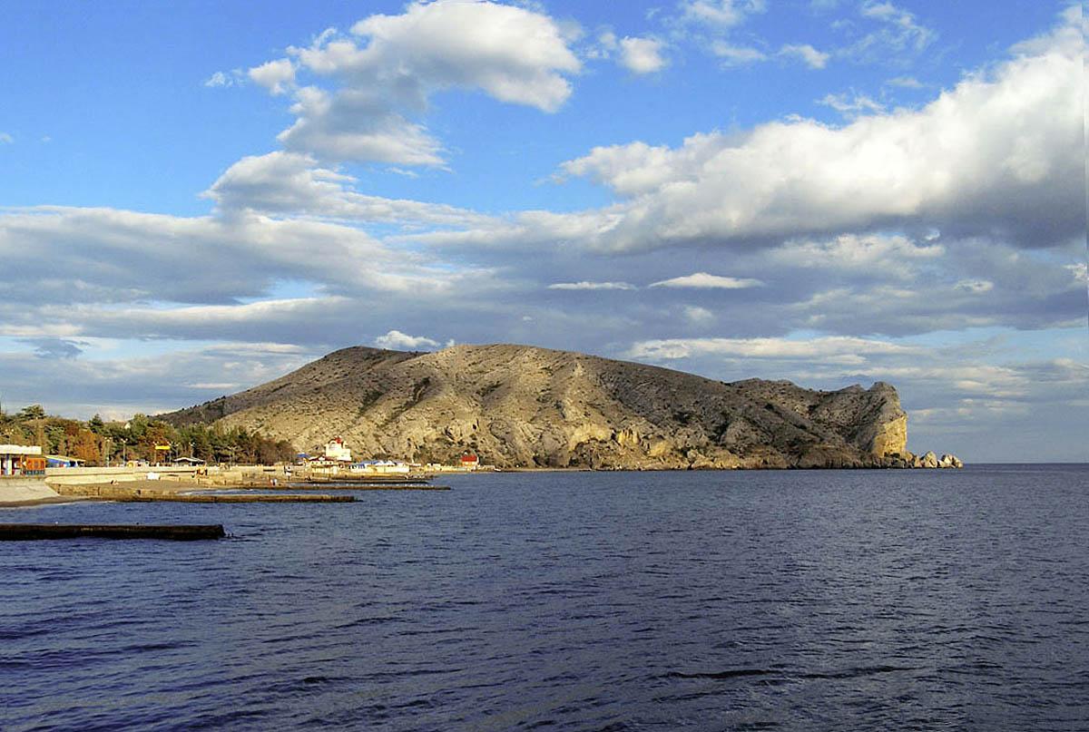 гора Алчак, Судак, Крым