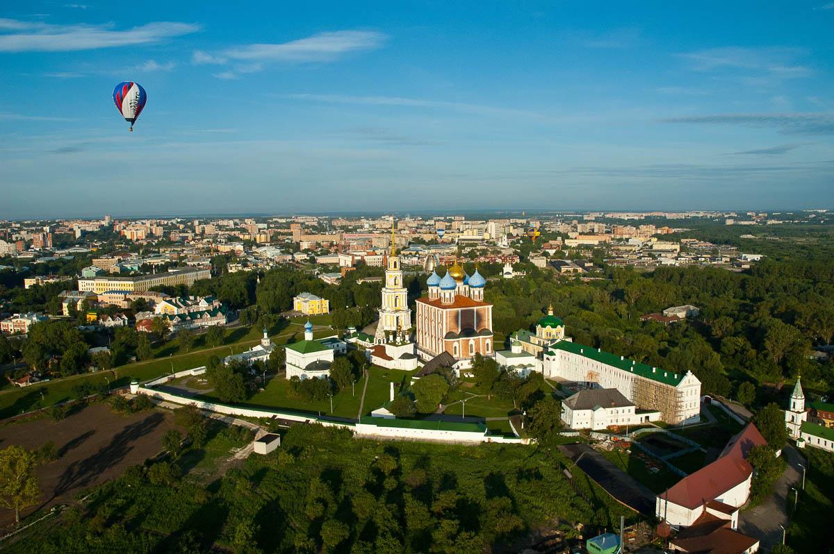 город Рязань, Россия
