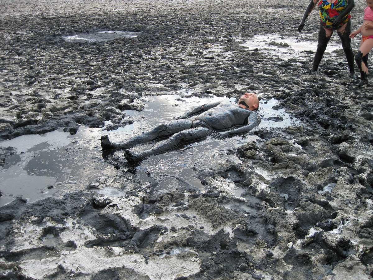 лечение грязями в Саках