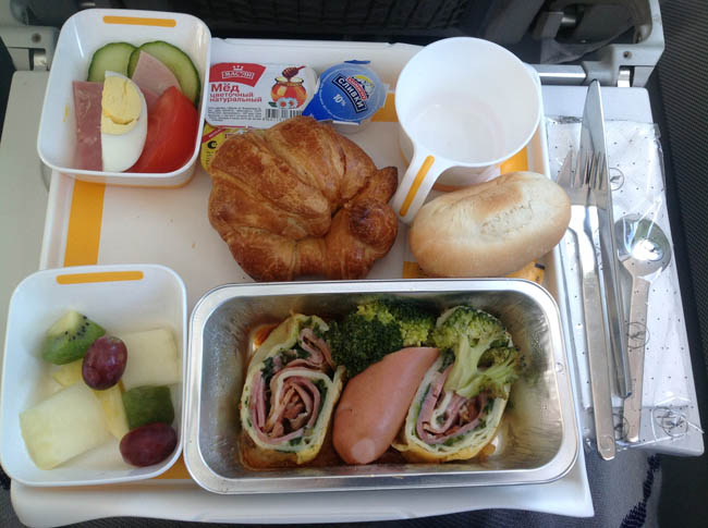 можно ли брать еду в самолет
