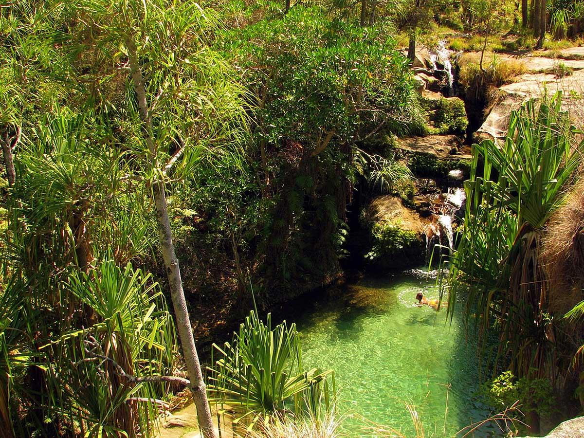национальный парк Исало, Мадагаскар