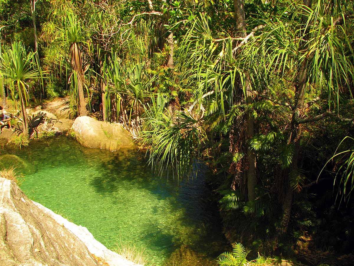 национальный парк Исало на Мадагаскаре