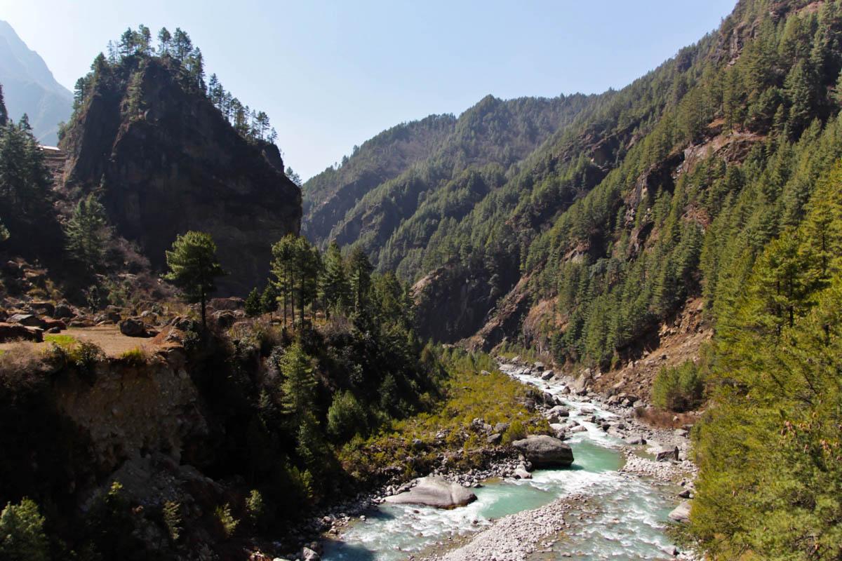 национальный парк Сагарматха, Непал
