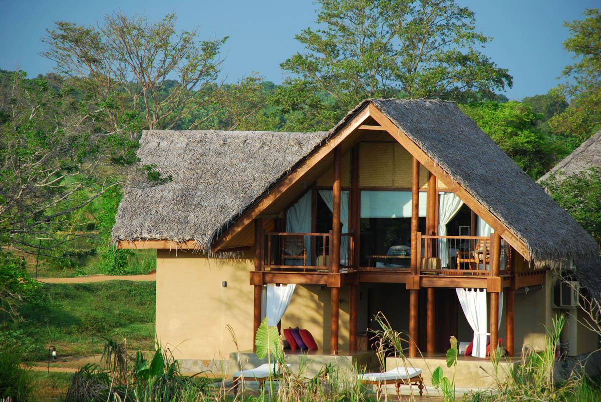 отель эко-курорта Jetwing