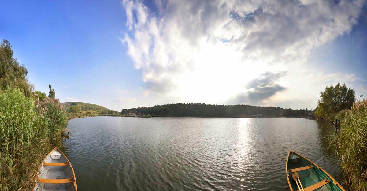 озеро Банк, Венгрия
