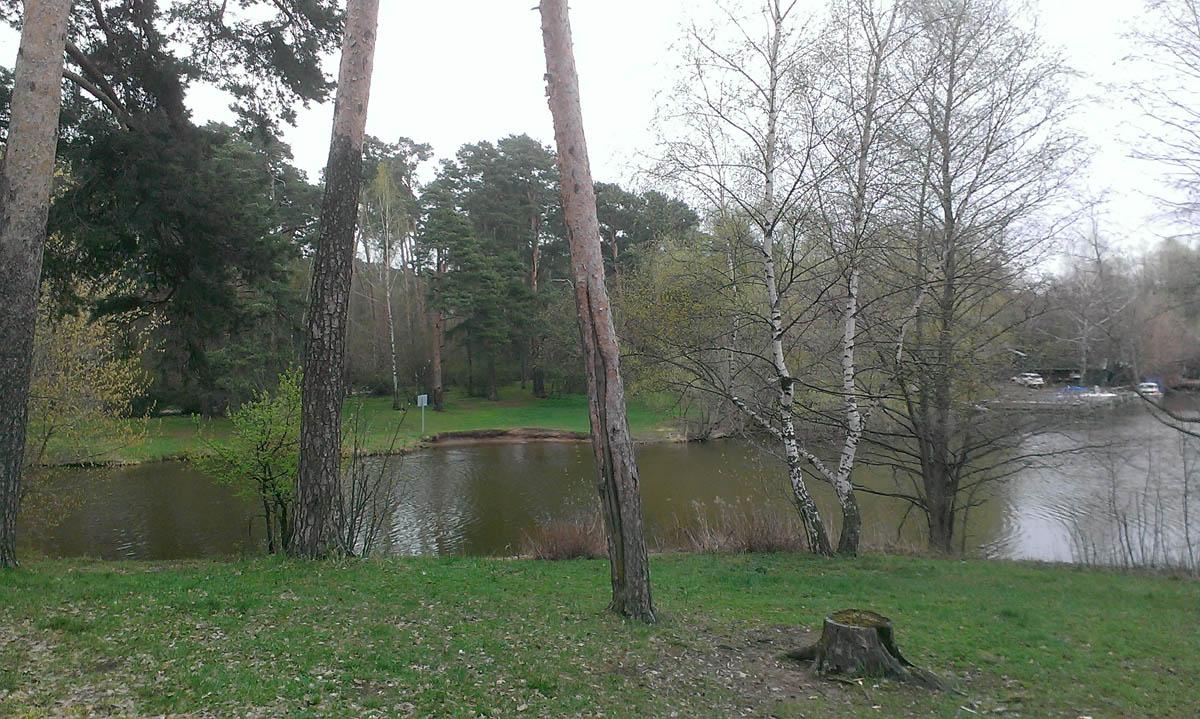 озеро Бездонное, Москва