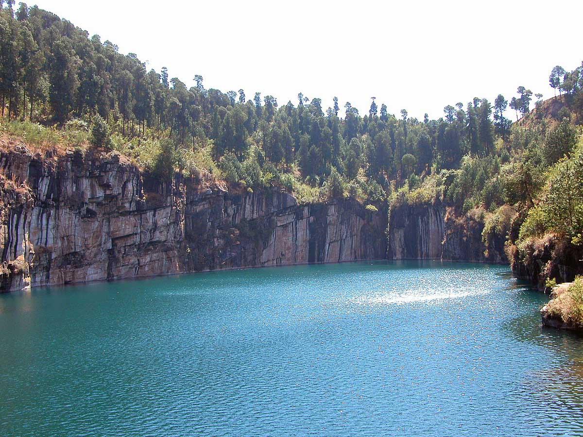 озеро Тритрива, Мадагаскар