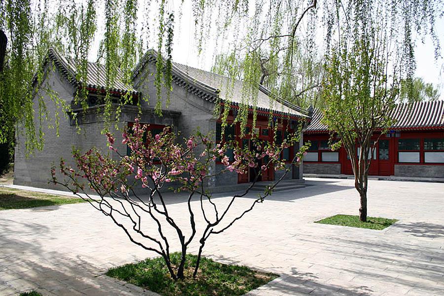 парк Ихэюань в Пекине