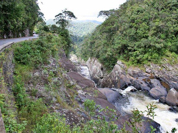 парк Раномафана, Мадагаскар