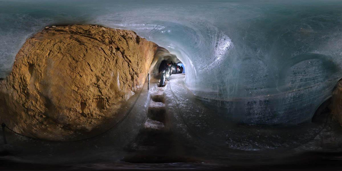 пещера Шелленберга, Германия