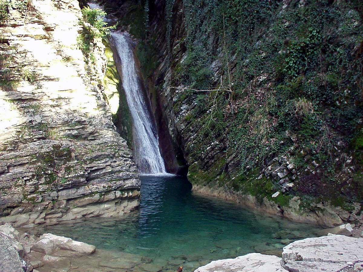 пещера Ведьм в Сочи