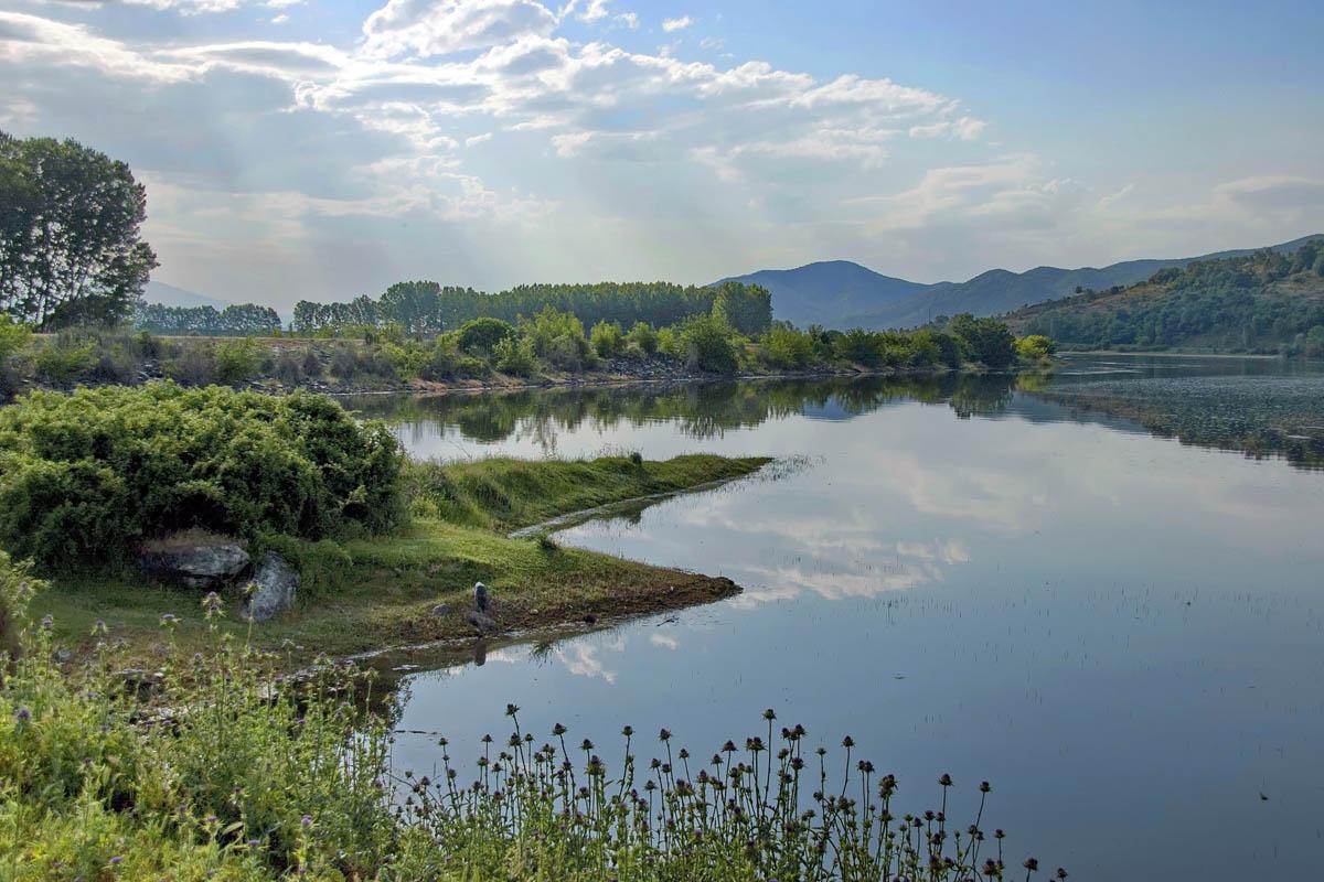 reserve Kerkini, Serres, Greece