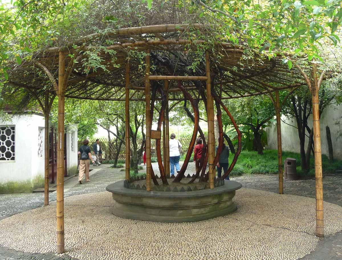 сад Скромного чиновника, Китай