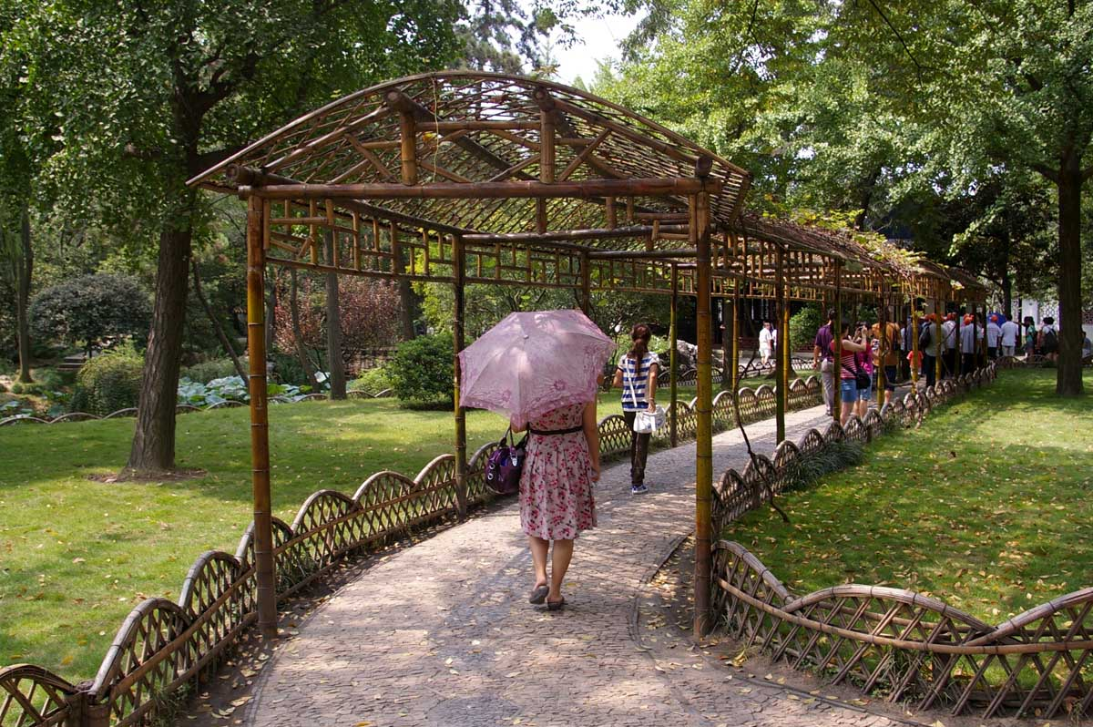 сад Скромного чиновника, Сучжоу, Китай