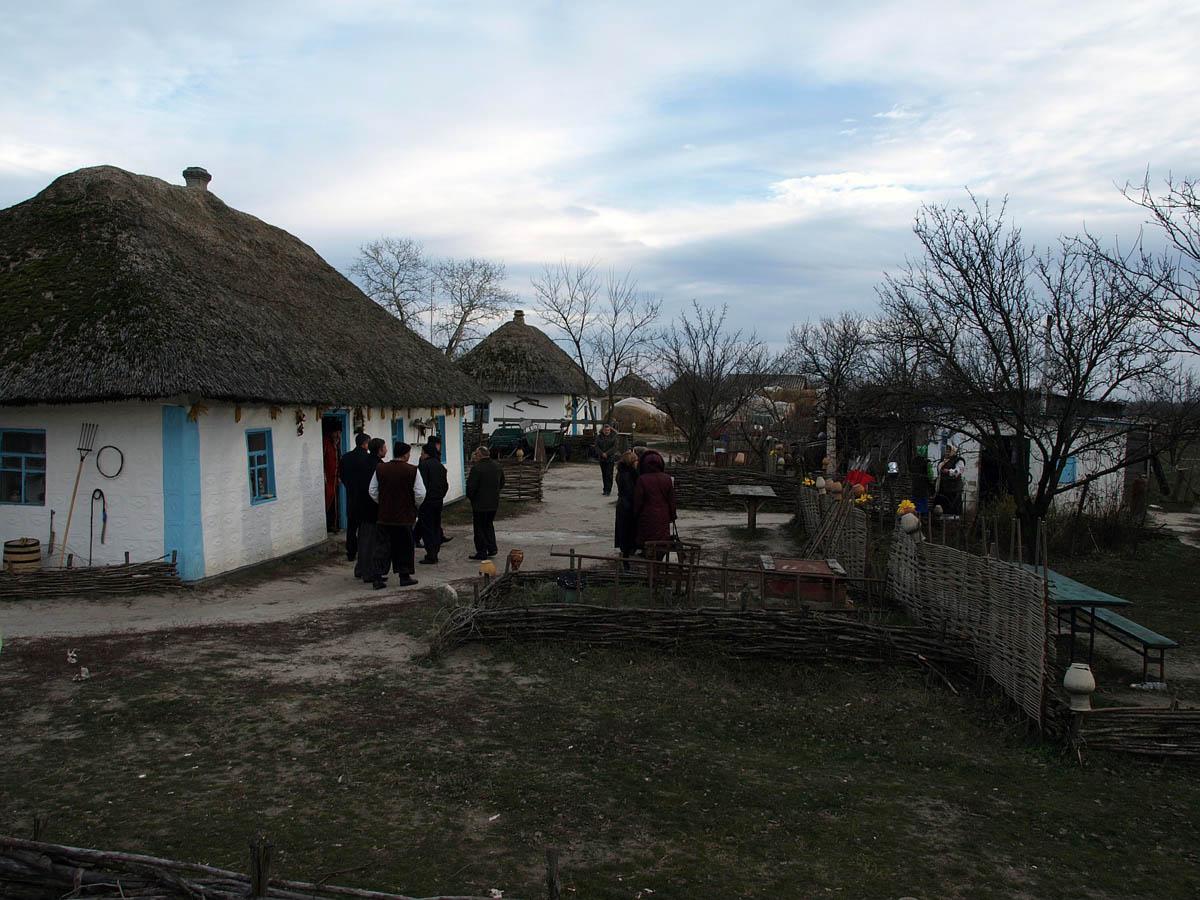 сельский туризм в Украине