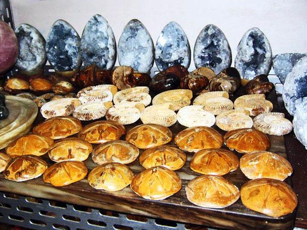 сувениры из драгоценных камней