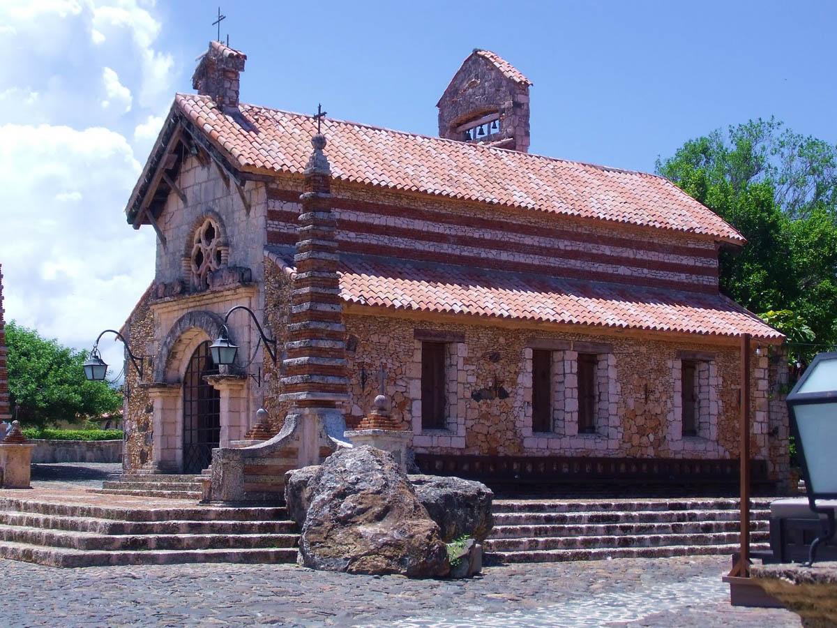 церковь св. Станислава, Альтос де Чавон, Доминикана