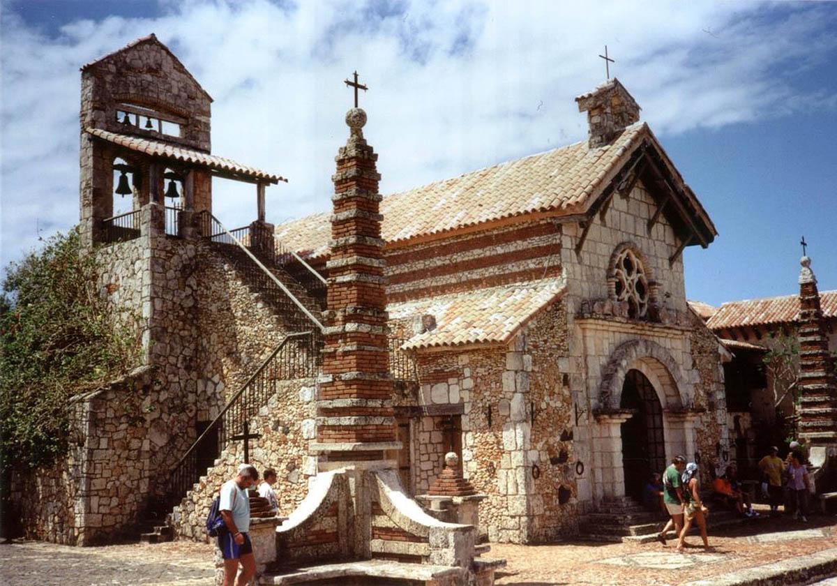 церковь св. Станислава в Альтос де Чавон