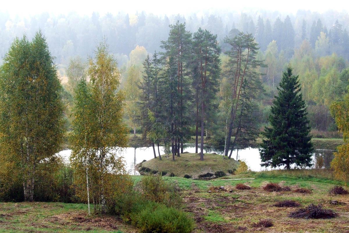 усадьба Щелыково, Кострома