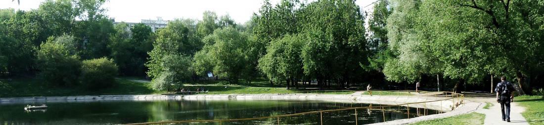 усадьба Зюзино в Москве