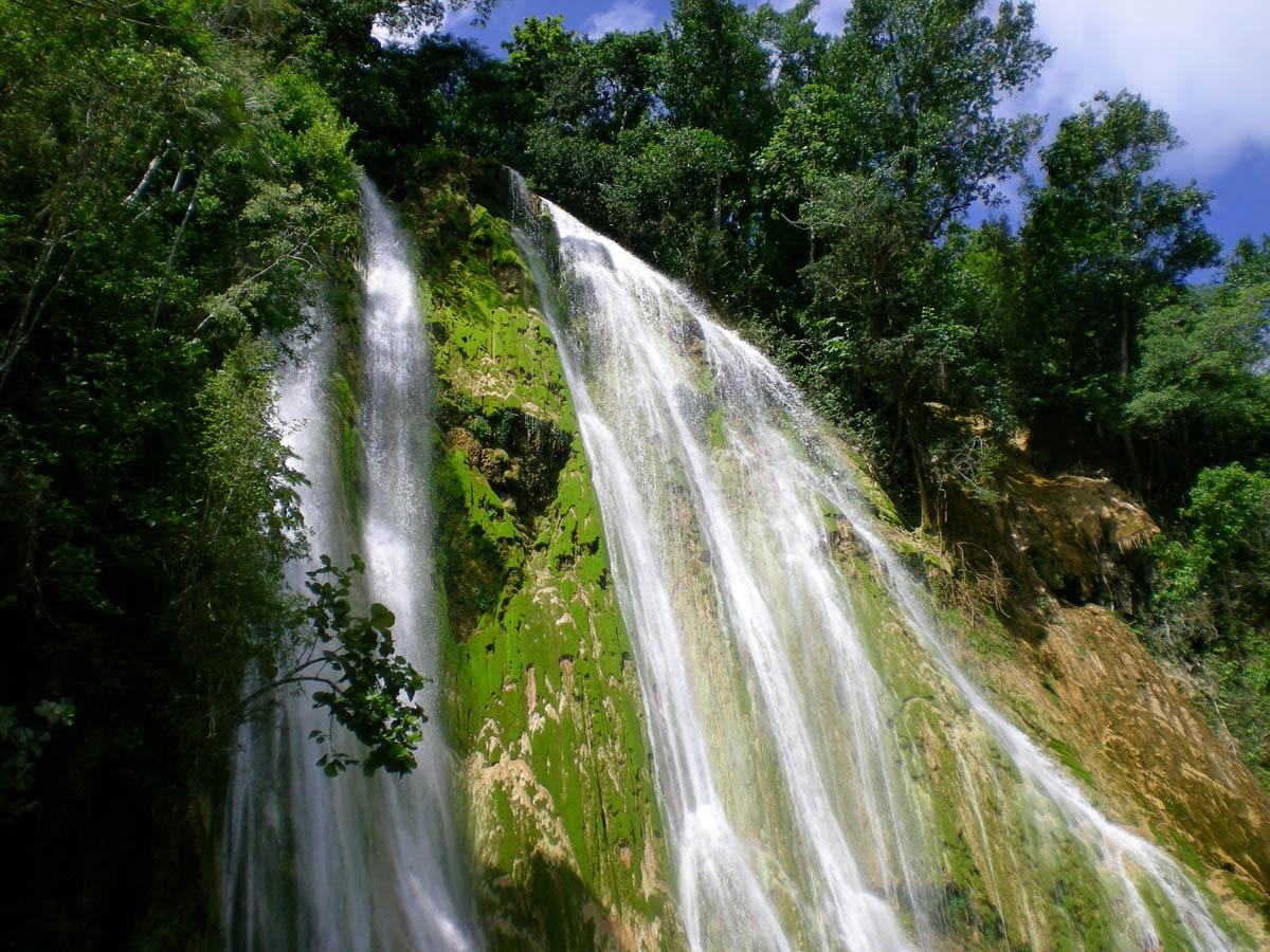 водопад Эль-Лимон, Доминикана