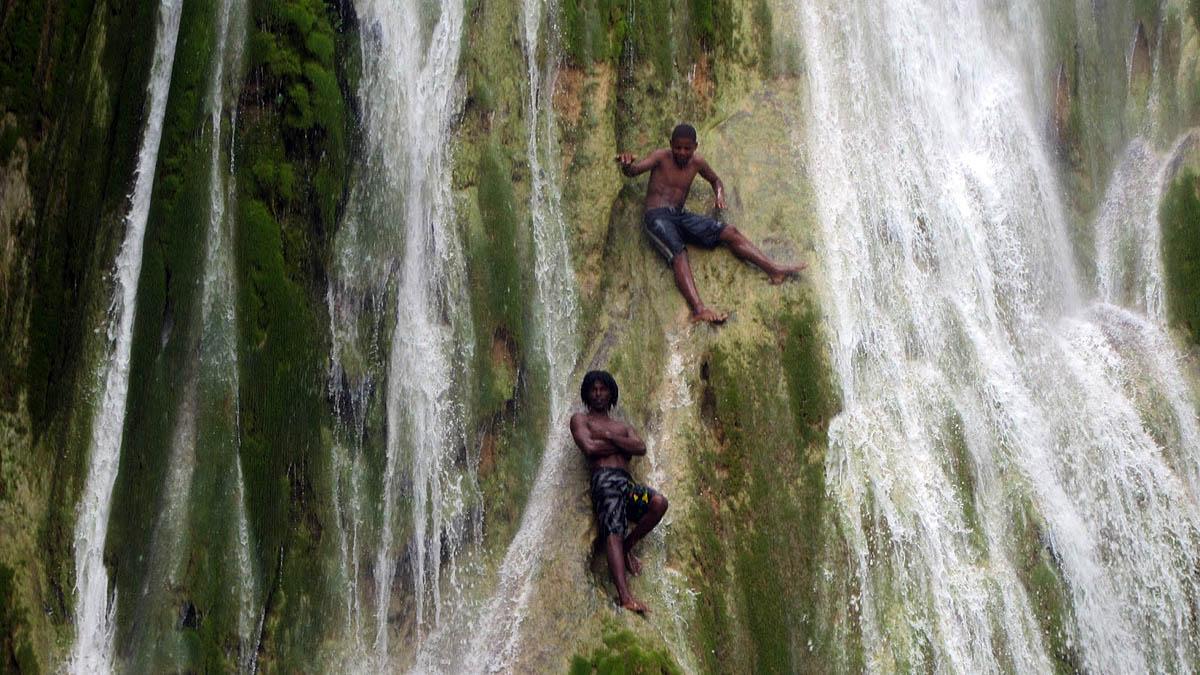 водопад Эль-Лимон, Доминиканская Республика