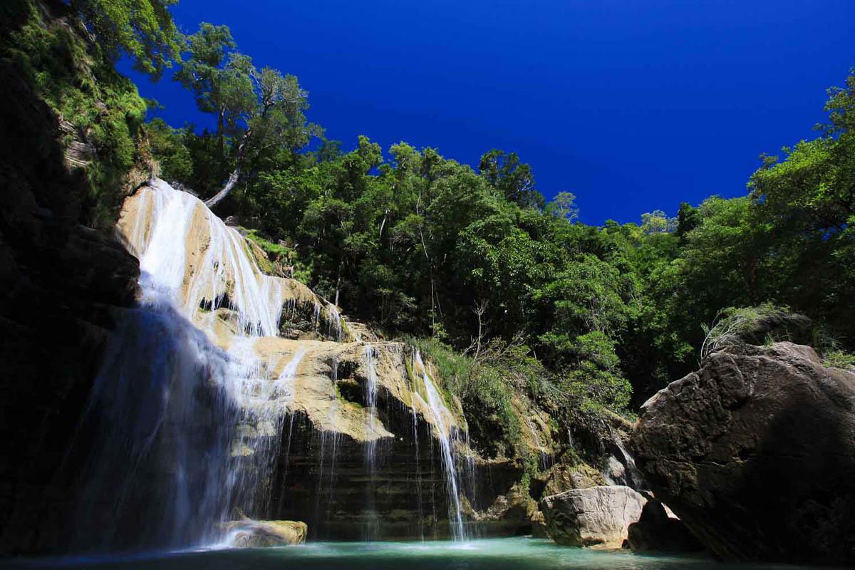 водопады Мадагаскара