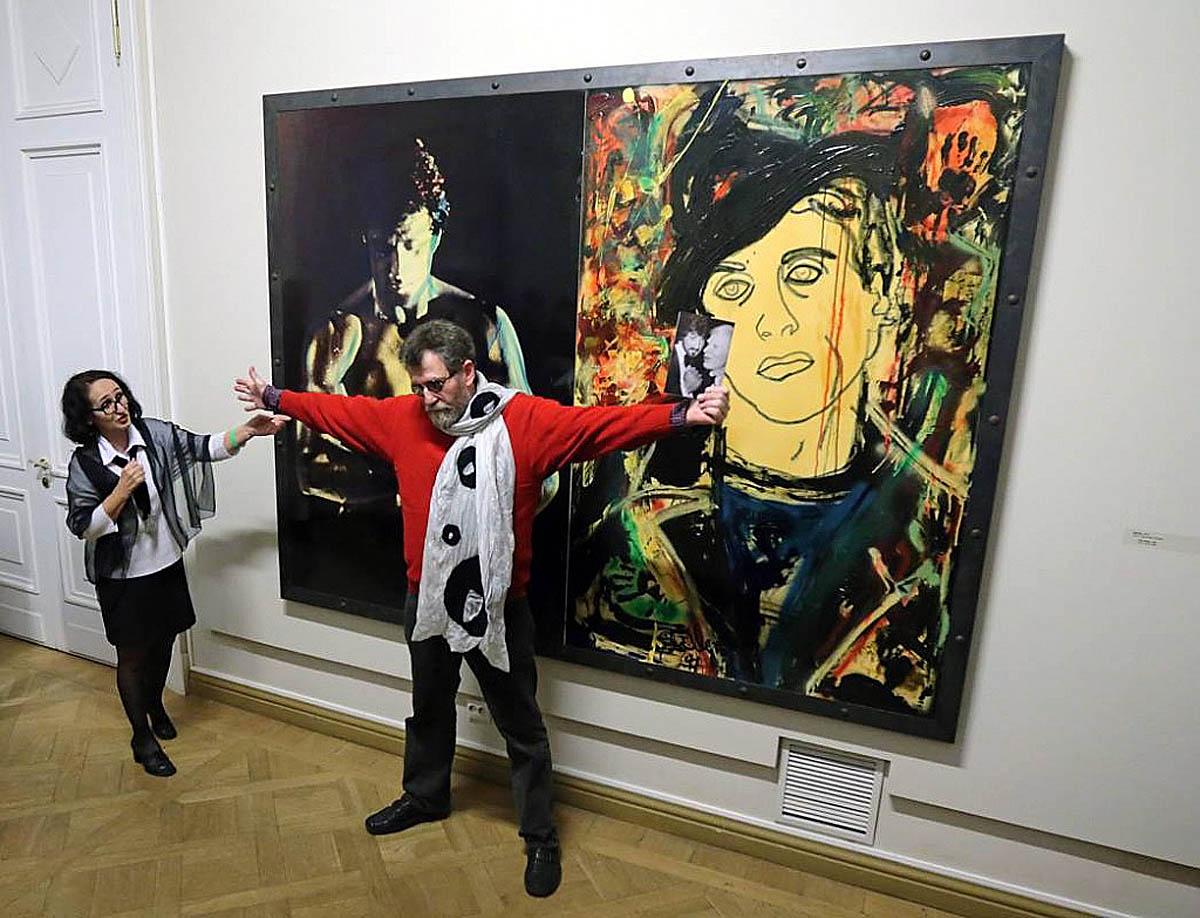 выставка Сталлоне в СПб