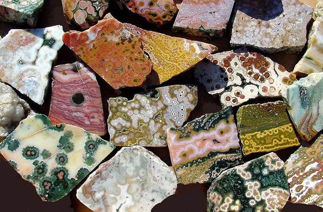 ювелирные камни Мадагаскара