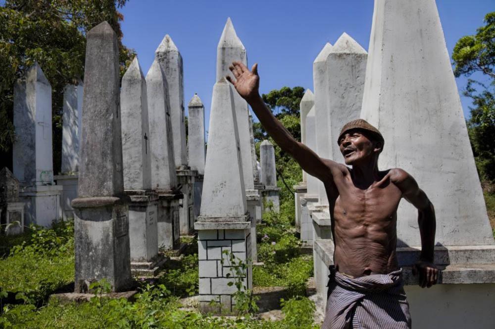 захоронения на Мадагаскаре