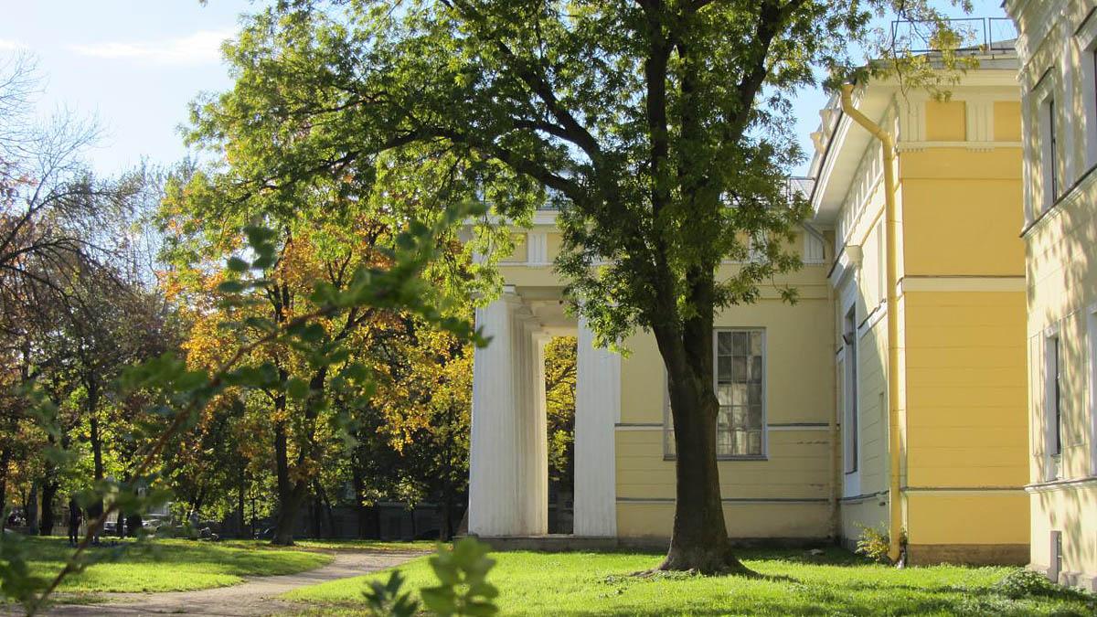 Академия художеств, Санкт-Петербург
