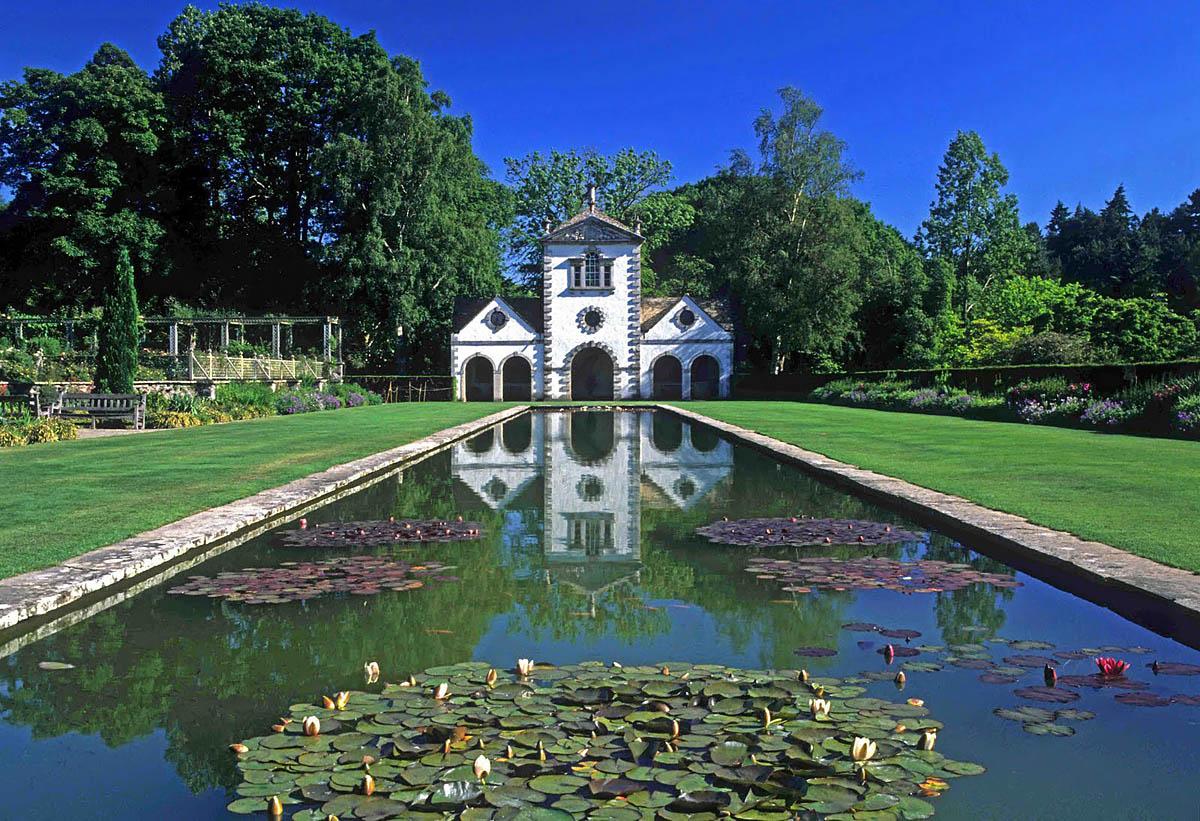 Bodnant Garden, Gwynedd, Wales