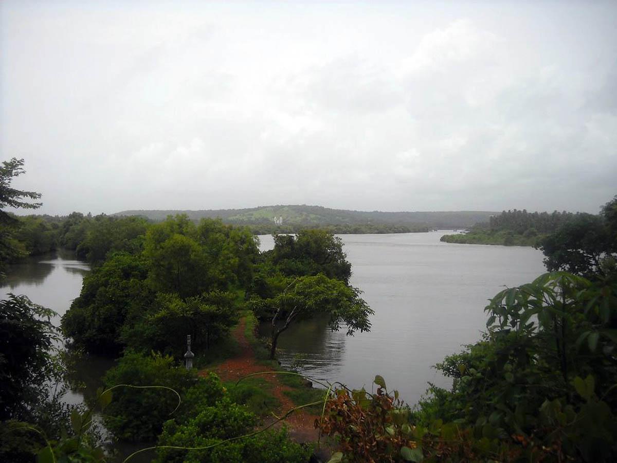 Chorao Island, Goa, India