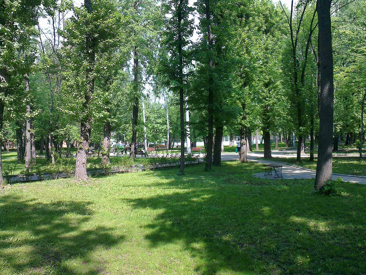 Филевский парк, Москва