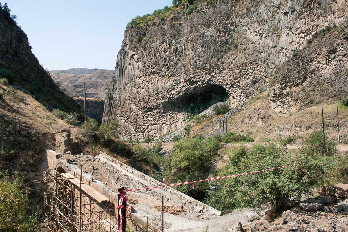 Хосровский заповедник, Армения