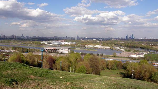 Кунцевское городище, Москва