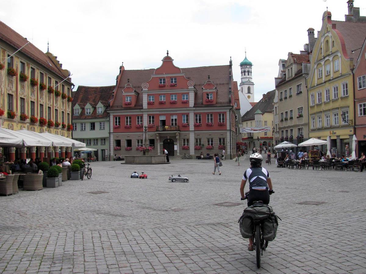 Мемминген, Германия
