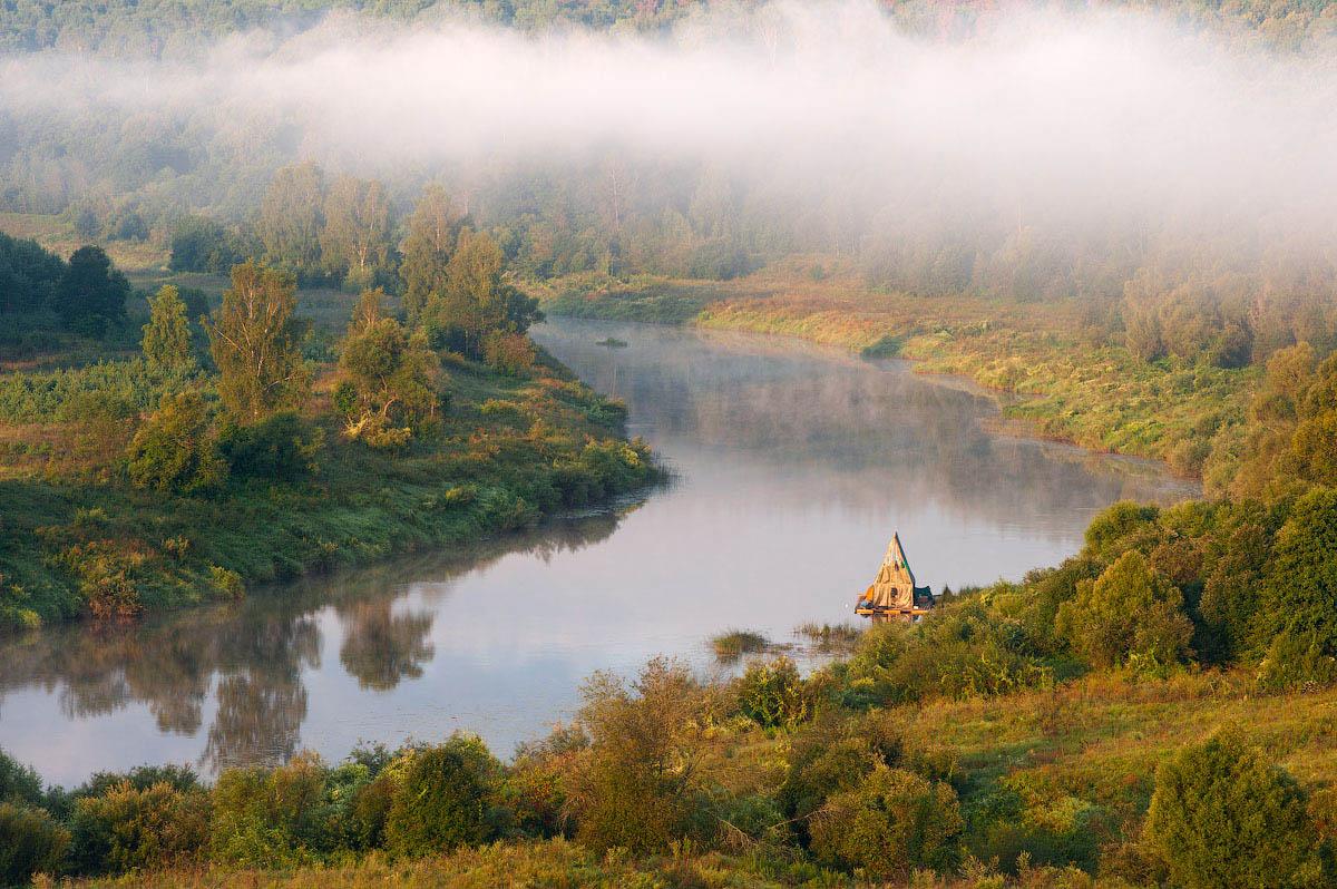 Нацпарк Угра, Калужская область, Россия