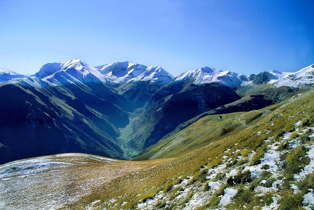 Parco Nazionale dei Monti Sibillini, Italy