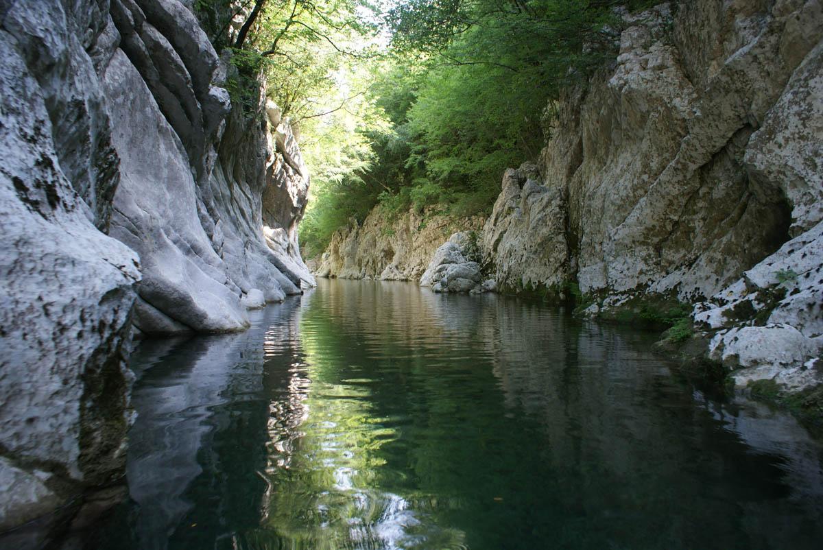 Parco Nazionale del Cilento e Vallo di Diano, Italy