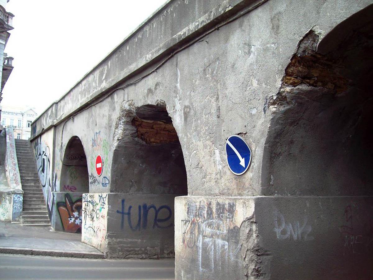 Сабанеевский мост, Одесса