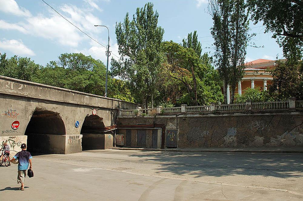 Сабанеевский мост в Одессе