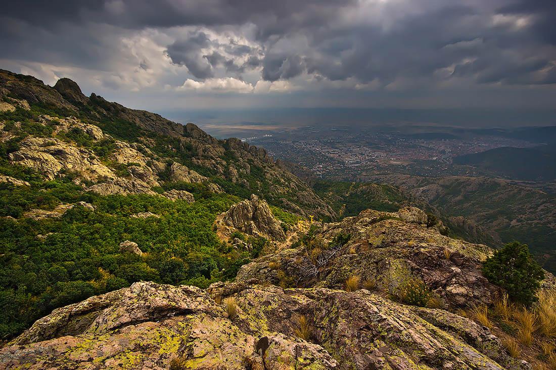 Синие скалы, Болгария
